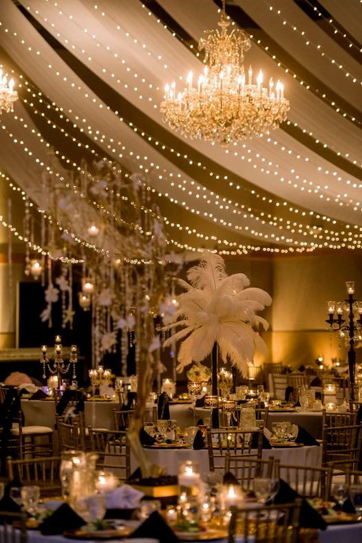 3 new years eve party themes to try boston design guide - Ideas para bodas espectaculares ...