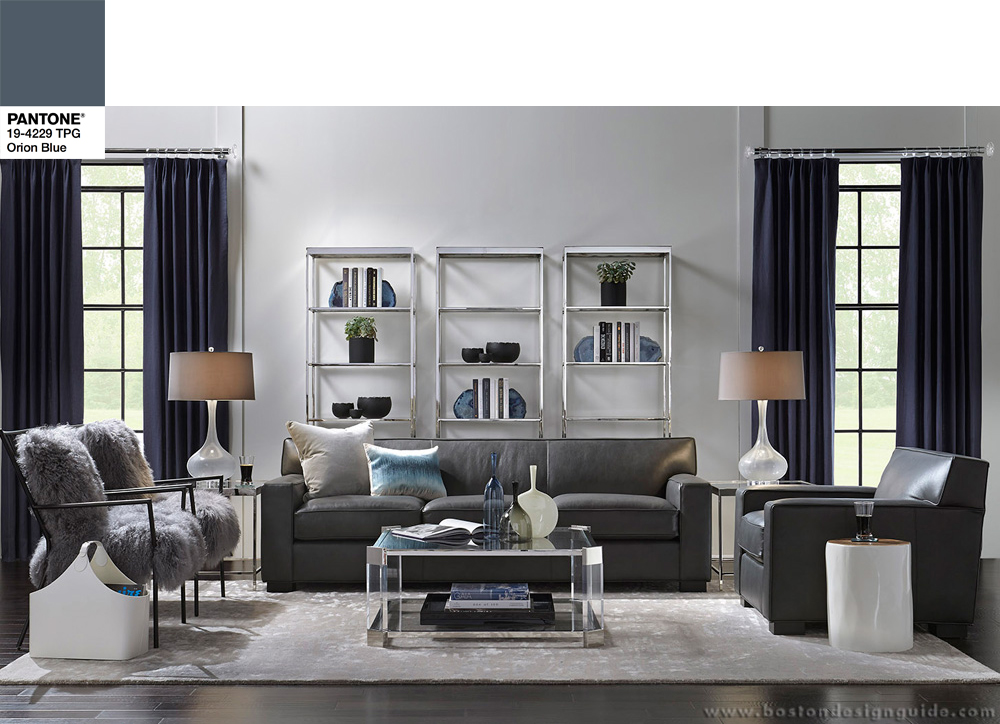 Furniture and accessory color ideas