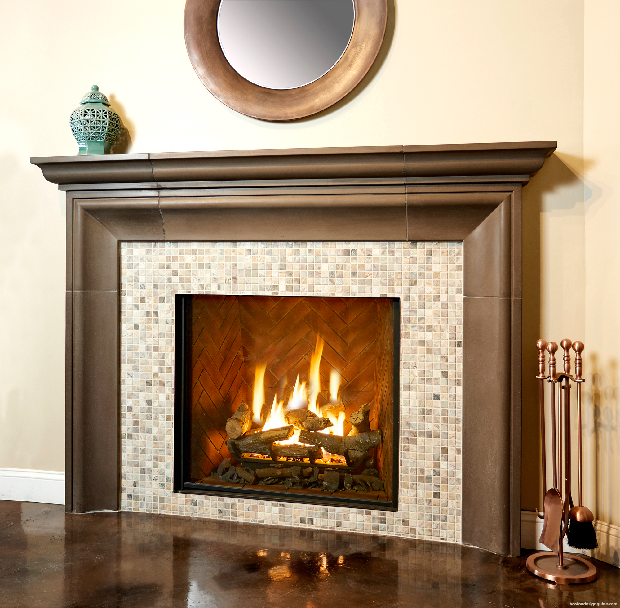 fl burner blk b product fireplace by en fire ethanol ecosmart firebox from digital inserts