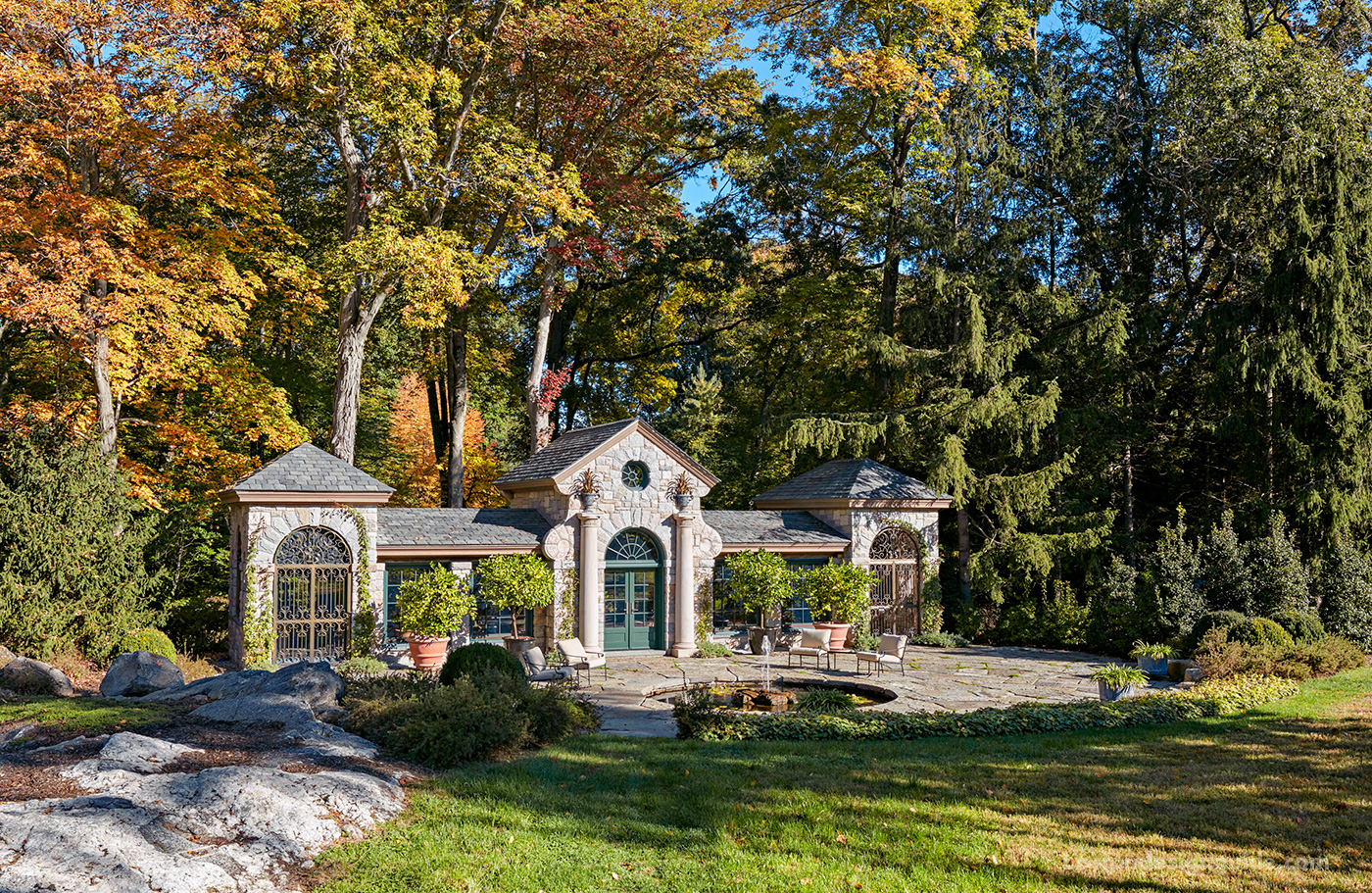 high-end New England architects