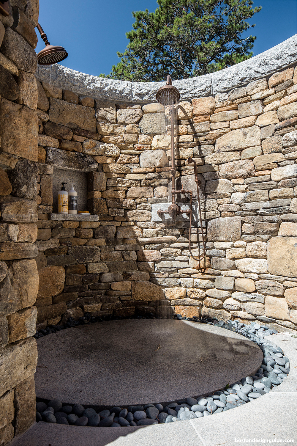 8 Outdoor Showers You Need To See Boston Design Guide