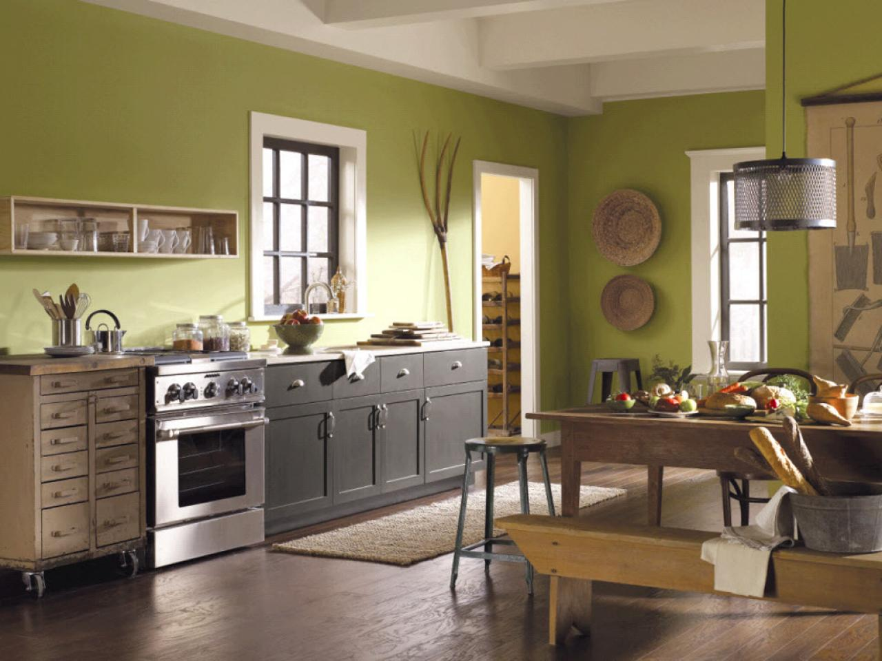 golden lime pantone color for your home