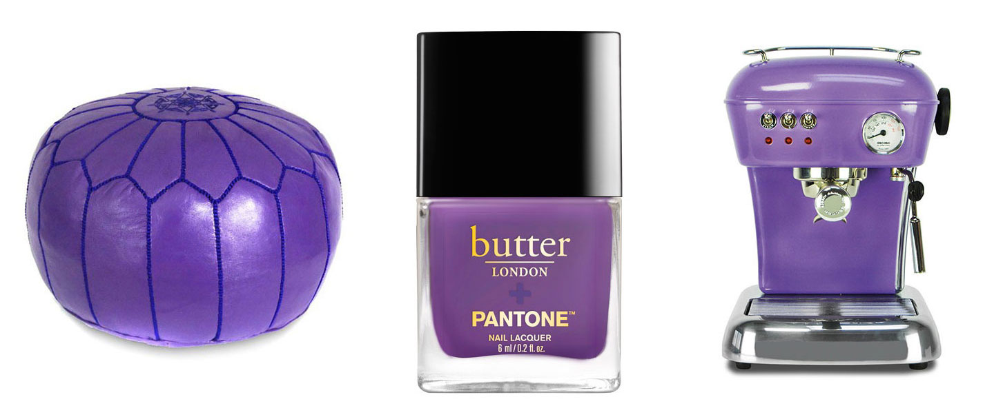 Ultra Violet products and fashions