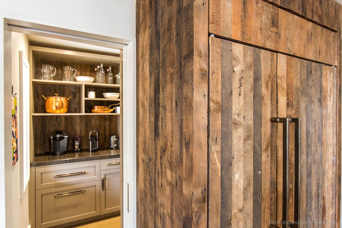 5 Dream Kitchen Must Haves: Dream Kitchen Must-Have: Walk-In Pantry