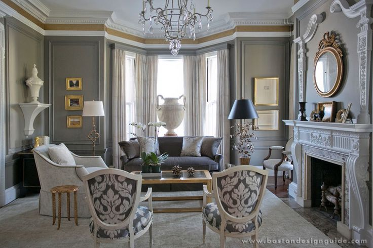 Paris Interior Design paris-inspired interior design | boston design guide
