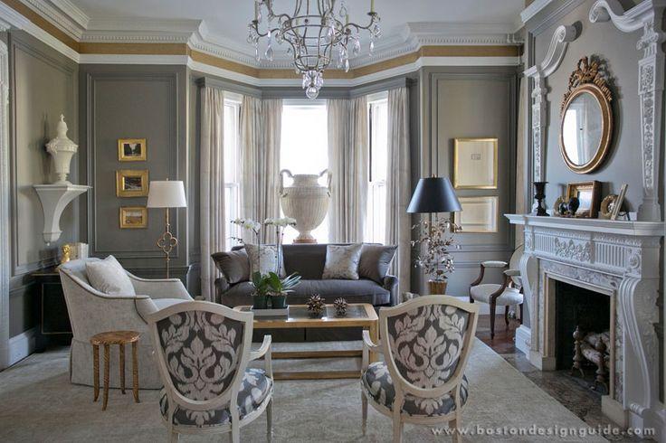 Paris-Inspired Interior Design | Boston Design Guide