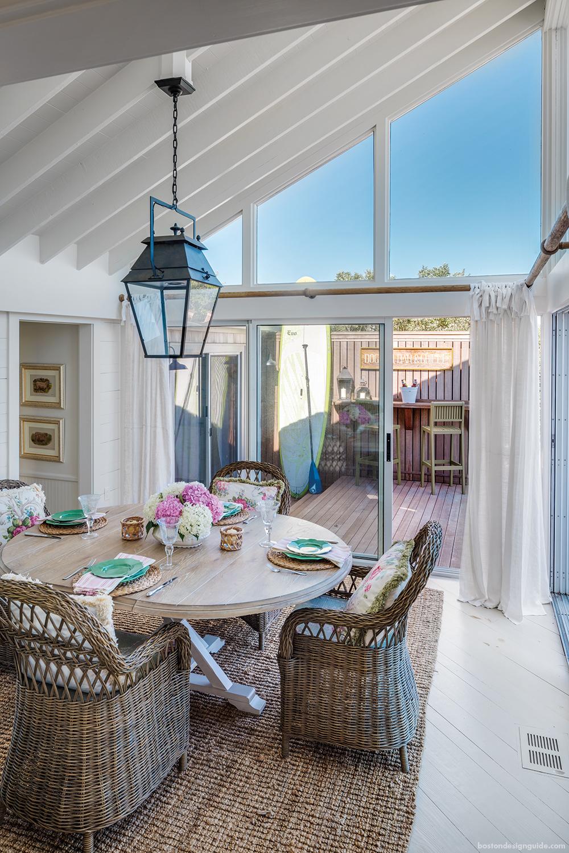 high-end beach house architect