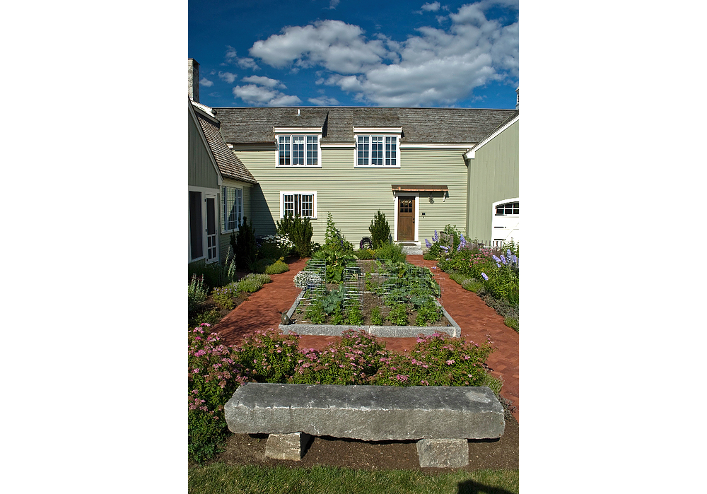 kitchen gardens for homeowner chefs