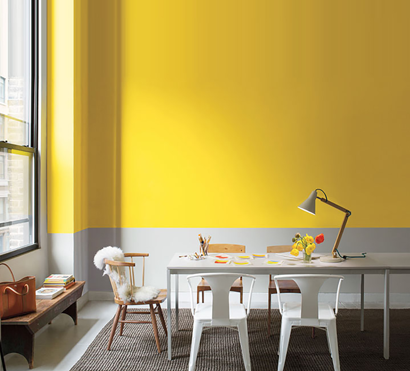 Rent a quart paint program at debsan boston design guide for Benjamin moore paint program