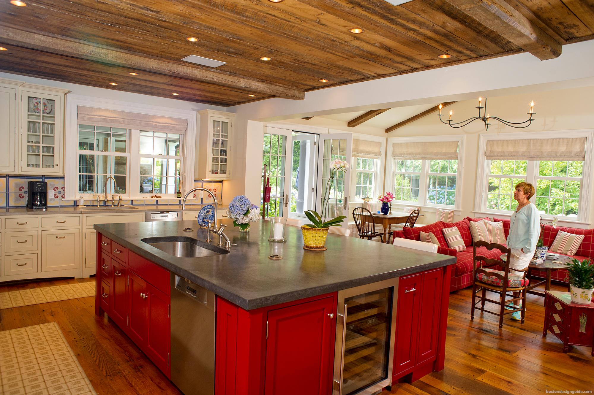 Kitchens on Martha's Vineyard