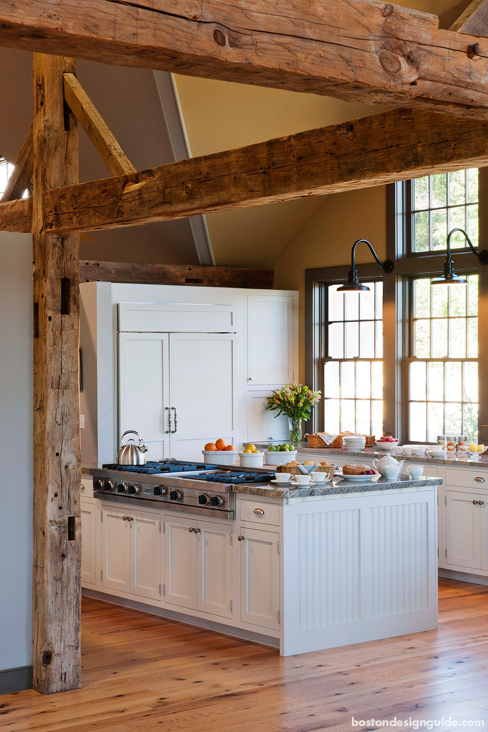 high-end home kitchen cabinetry design