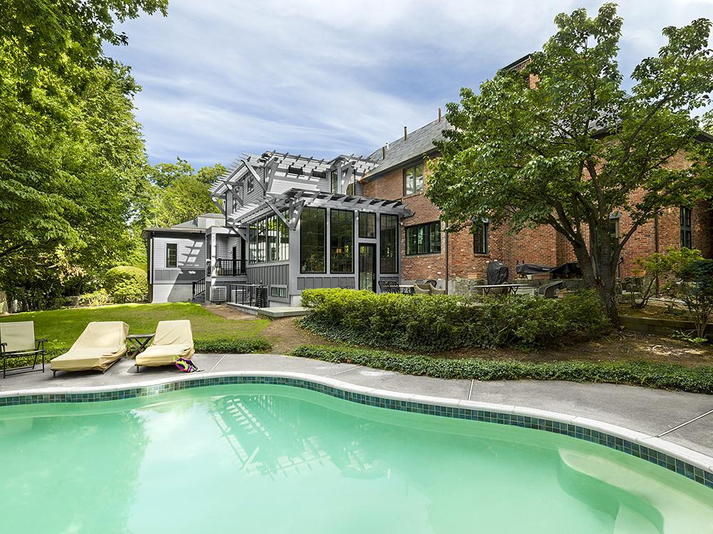 Boston Design Guide historic home renovation tudor style modern