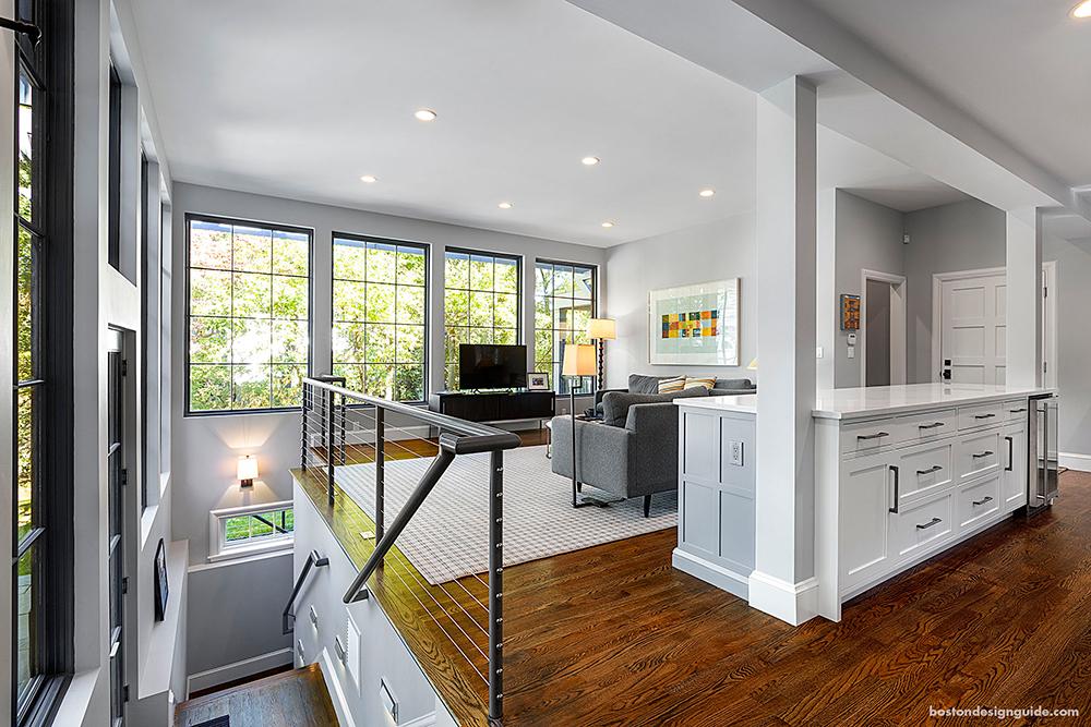Boston Design Guide historic home renovation tudor style