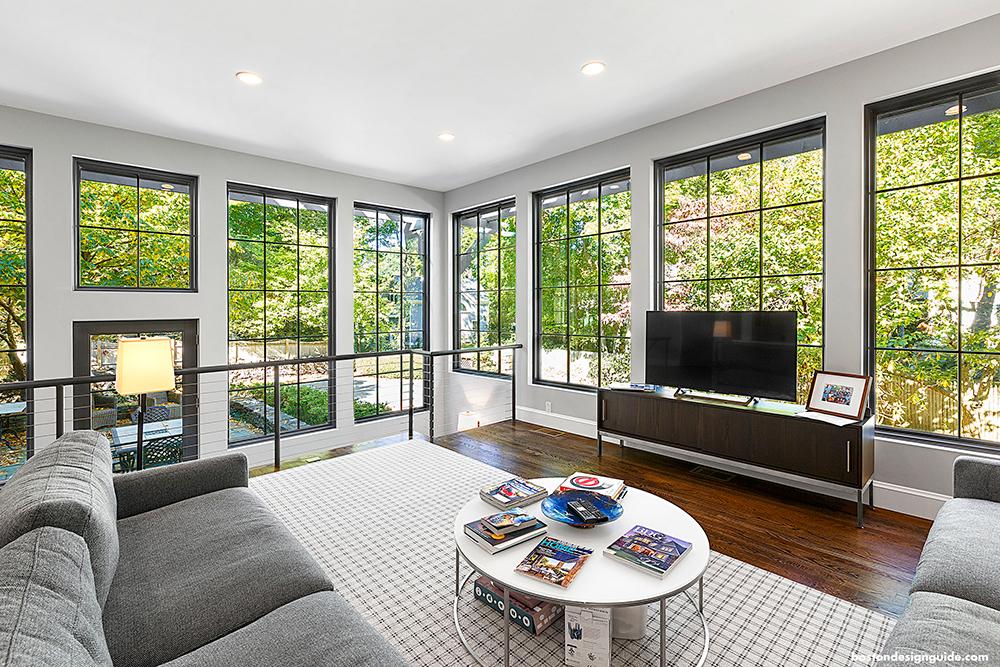 Boston Design Guide historic tudor home