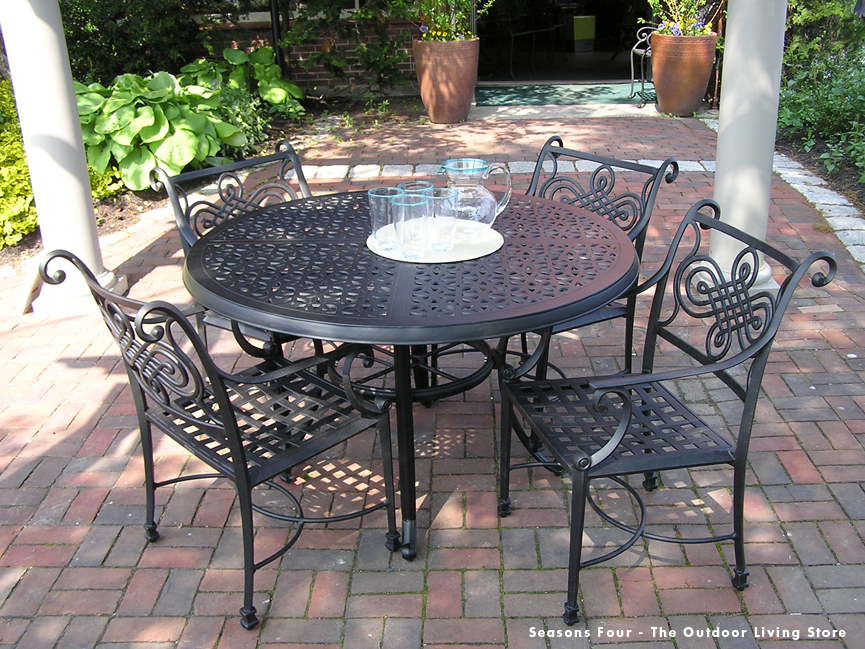 Warm Weather May Seem Like A Long Time Away Right Now But It S Never Too Early To Start Looking At New Outdoor Furniture Seasons Four The