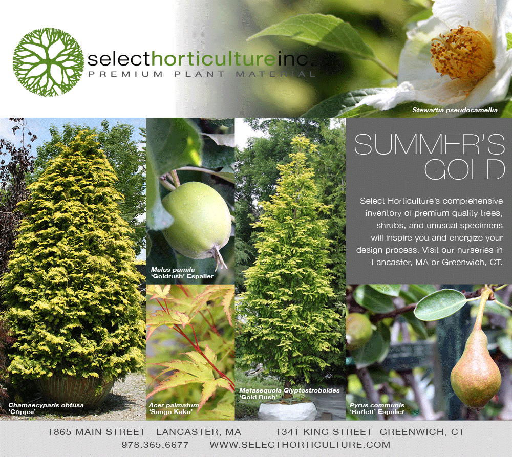 Visit Select Horticulture This Summer!