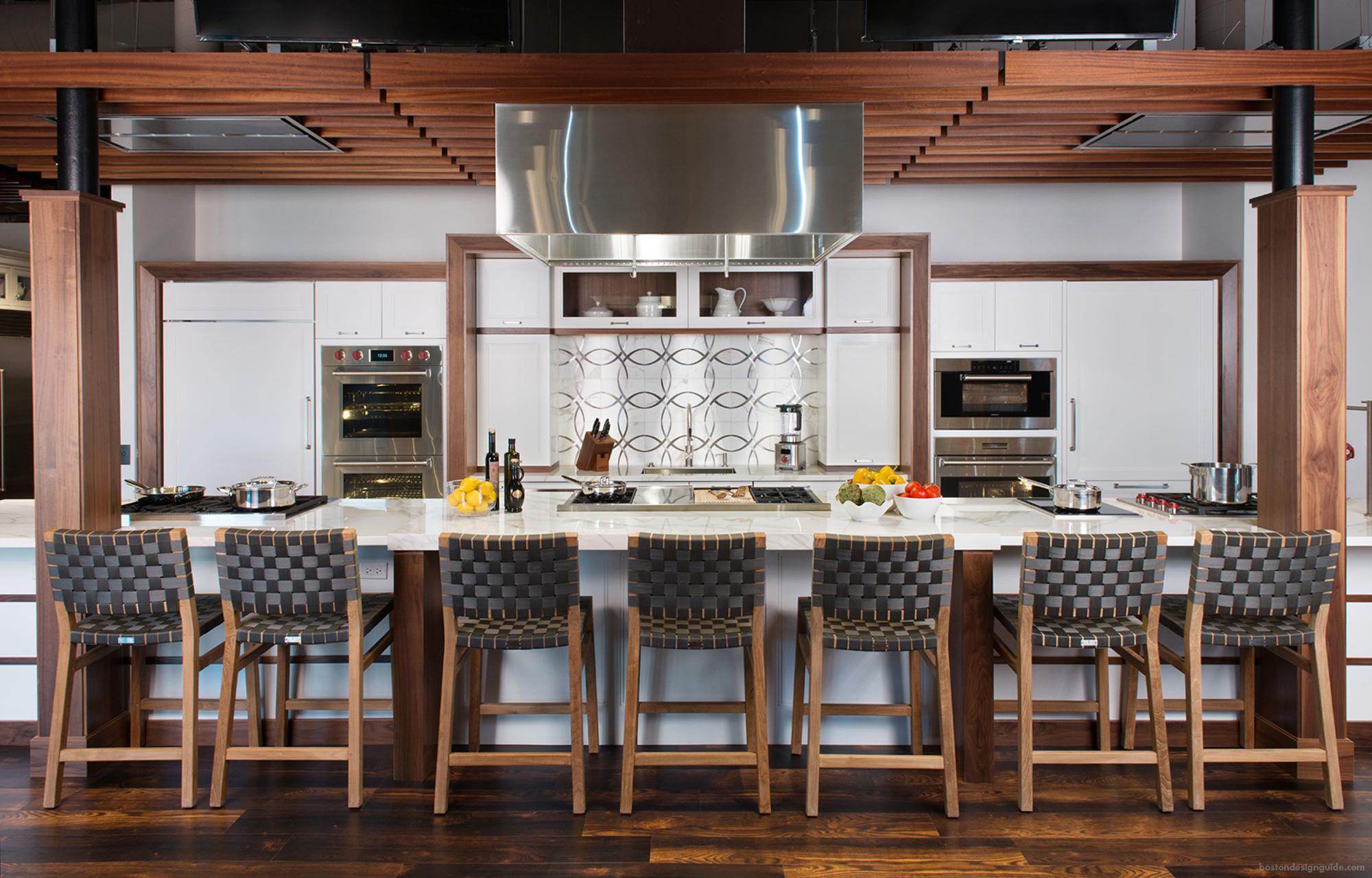 Seven tide boston design guide for Kitchen design showrooms boston