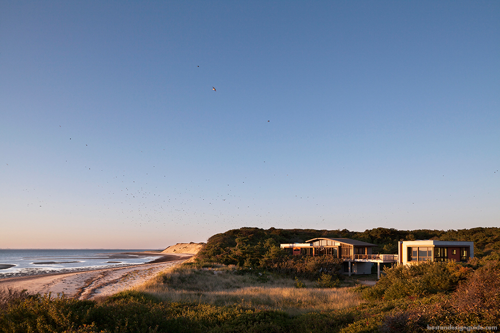 Beautiful Beach Home Views in New England and Cape Cod