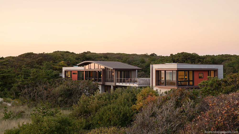 Modern Cape Cod Award-winning home