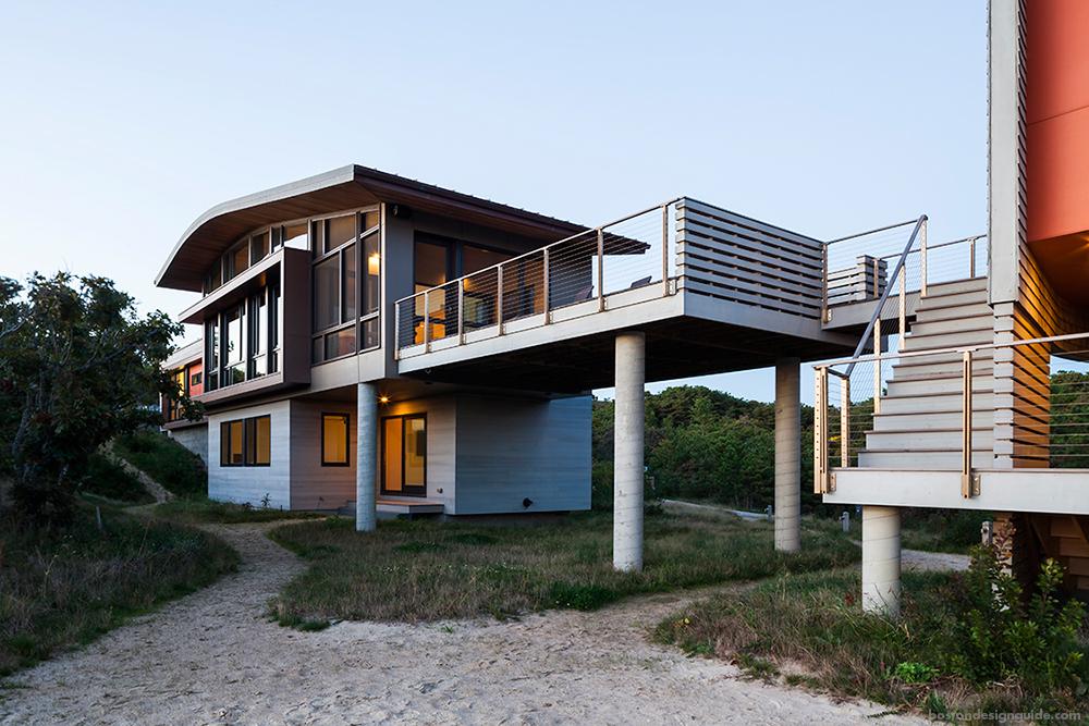 Cape Cod Beach House Dream Home