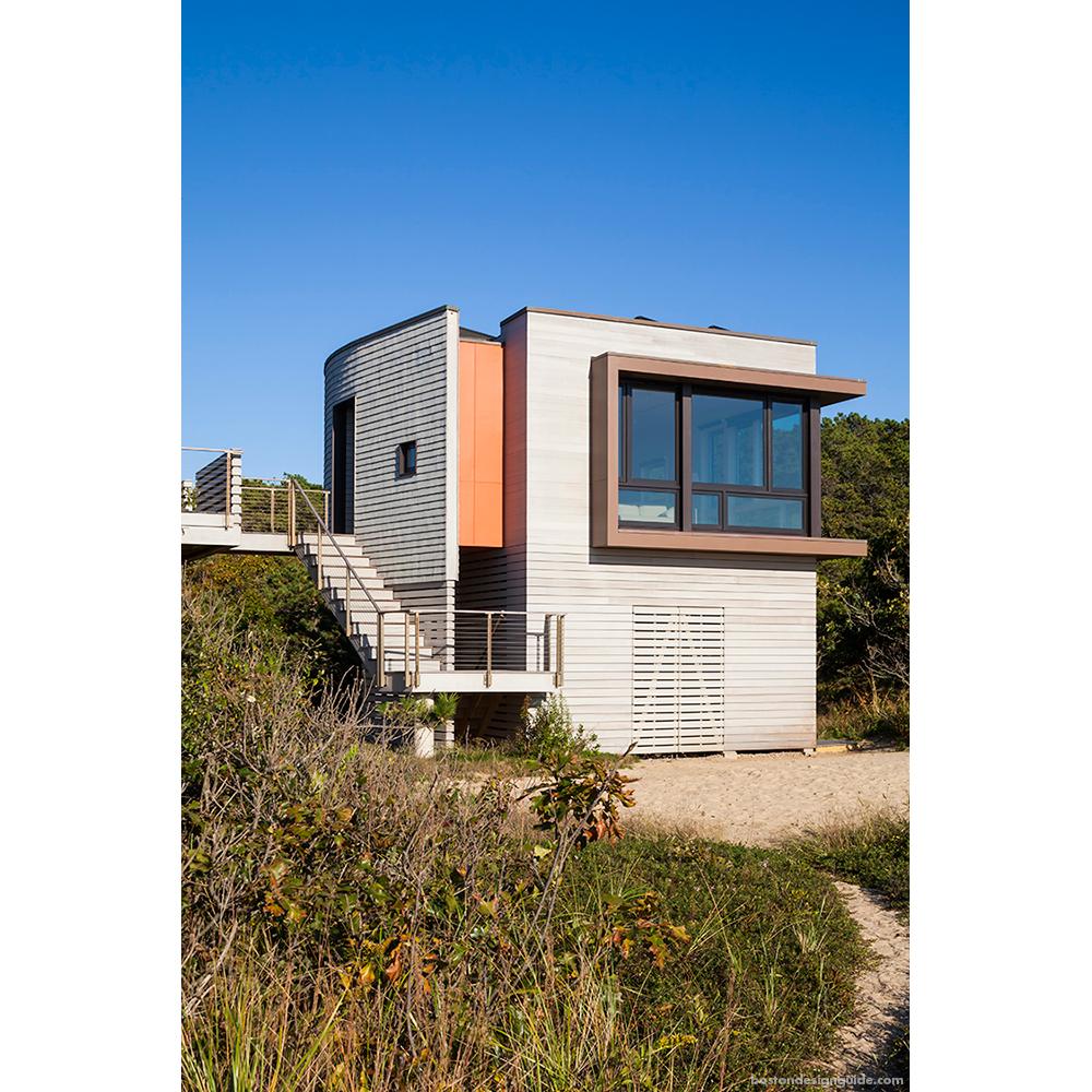 Beach home architecture