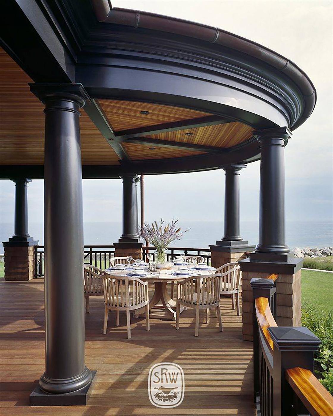 Watch Hill oceanfront veranda