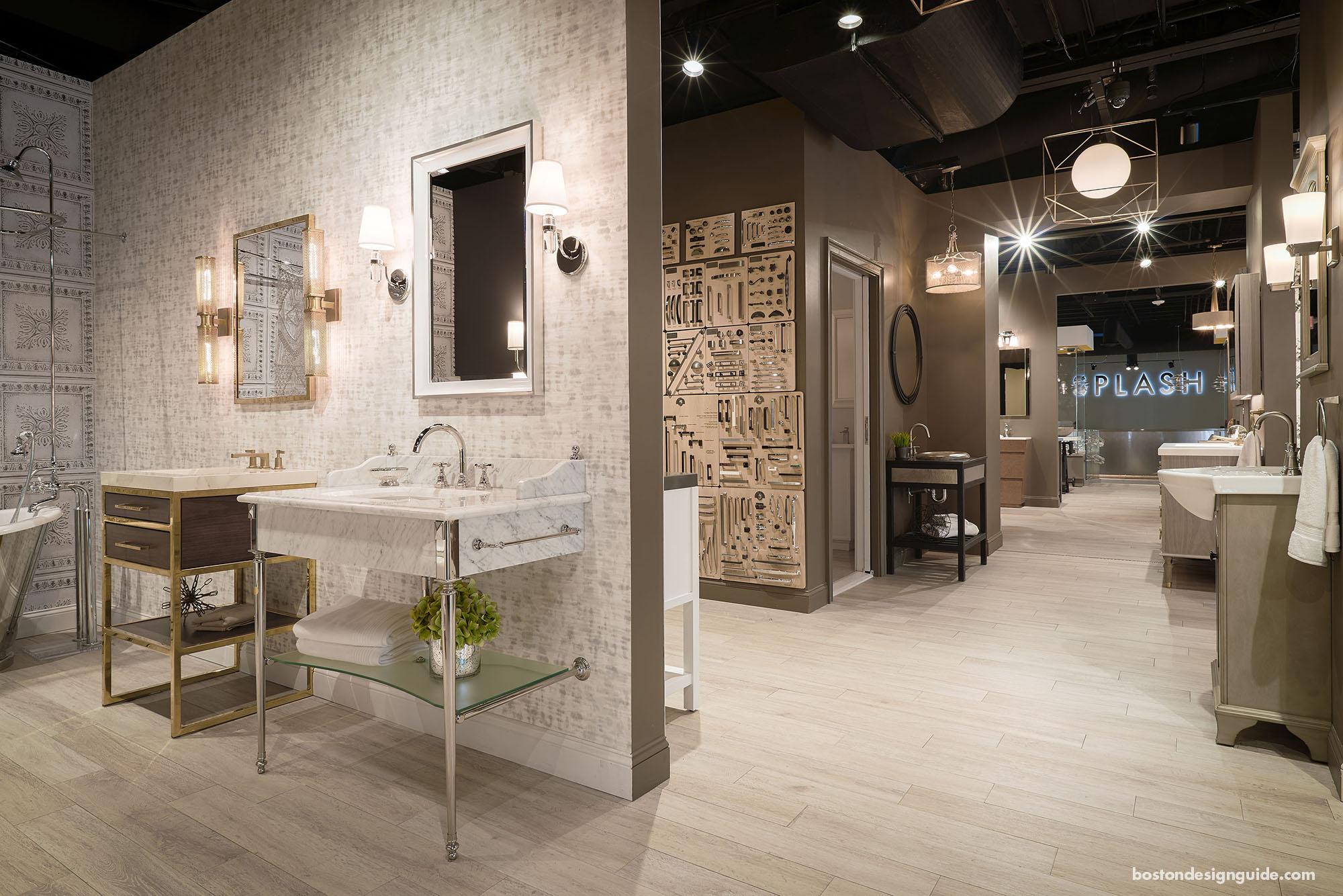 Splash for Kitchen design showrooms boston