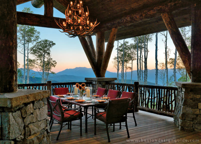 Ski-Chic Mountain Retreats