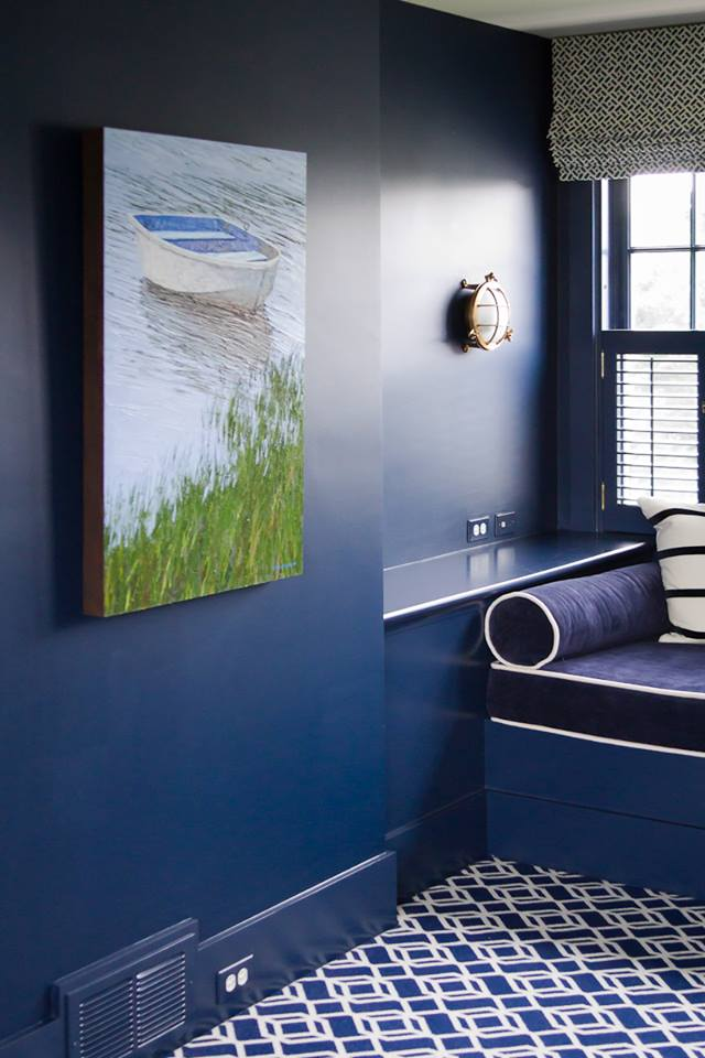 Slc Interiors Transforms Woods Hole Coastal Study Boston