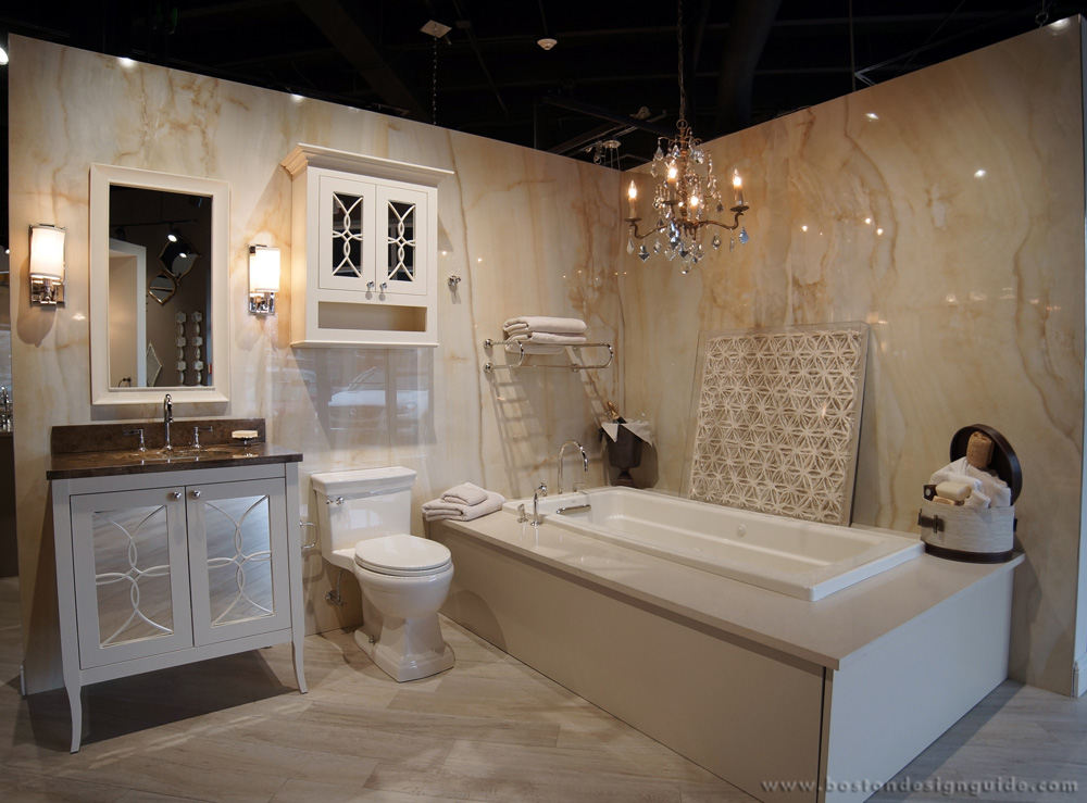 Splash for Carole kitchen and bath design ma