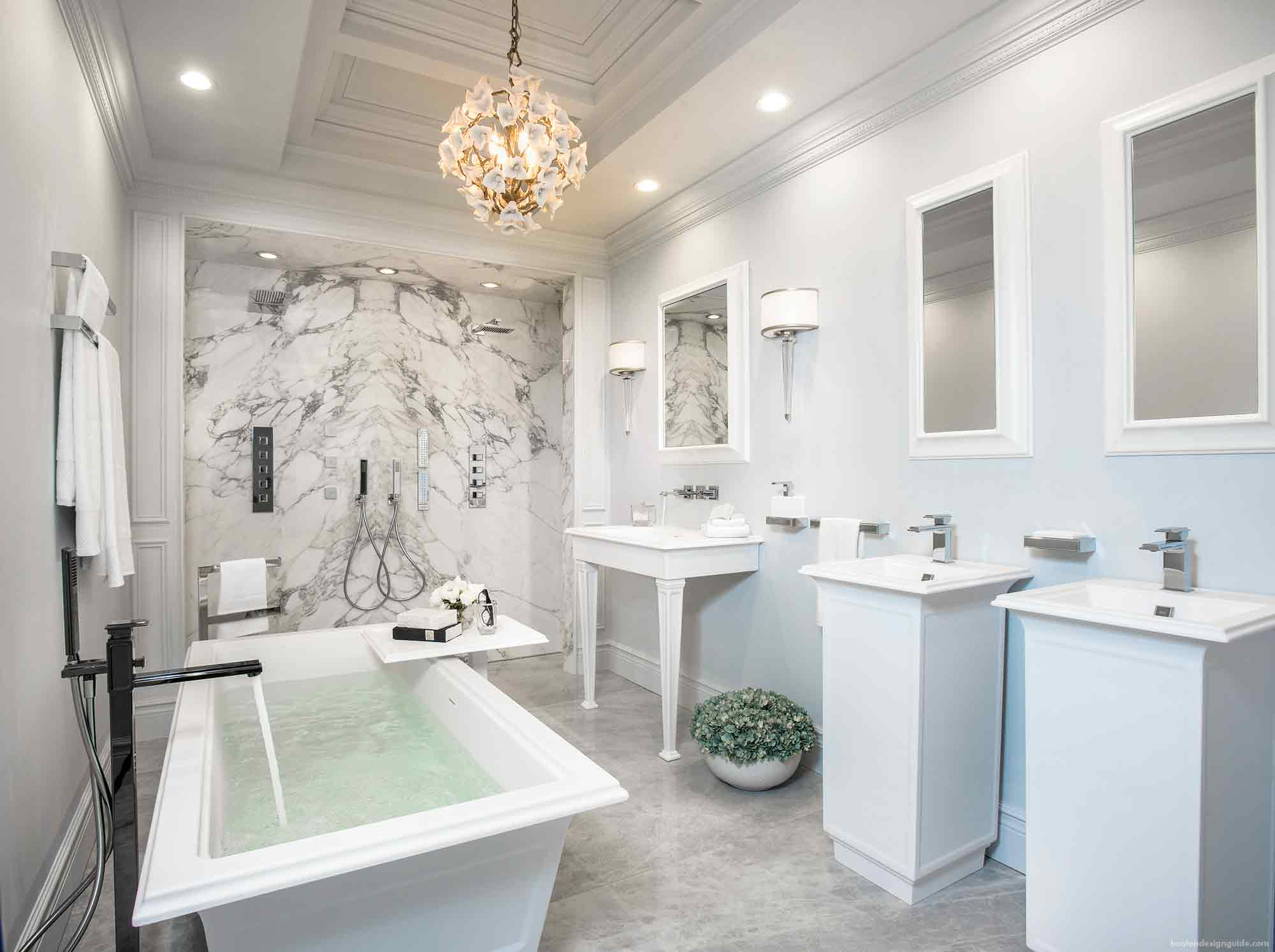 High End Custom Kitchen and Bath - Home Design Professionals in ...