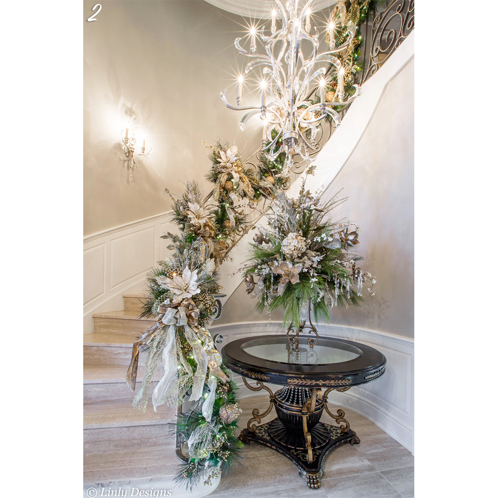 Holiday Stairways