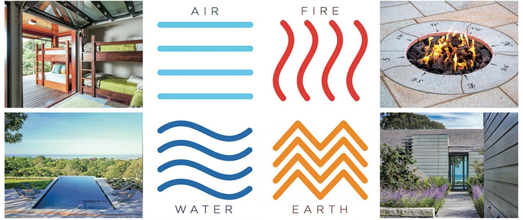outdoor design elements