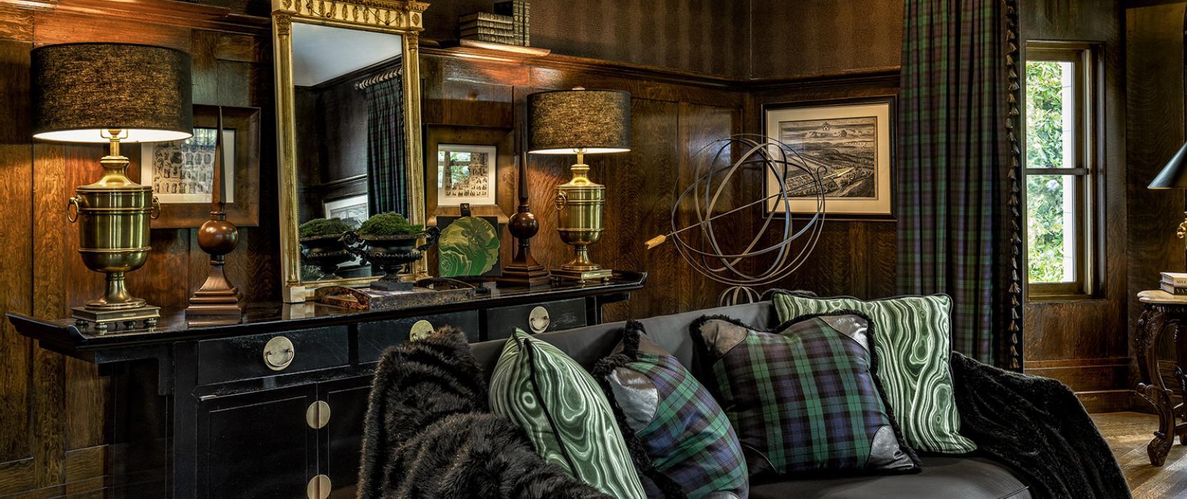 Interior Design for the NH Designer Showhouse