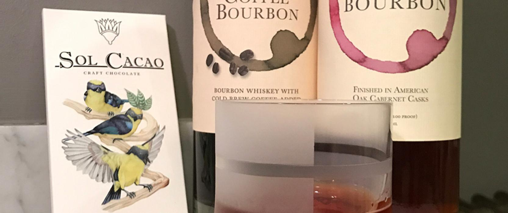 Small batch bourbon