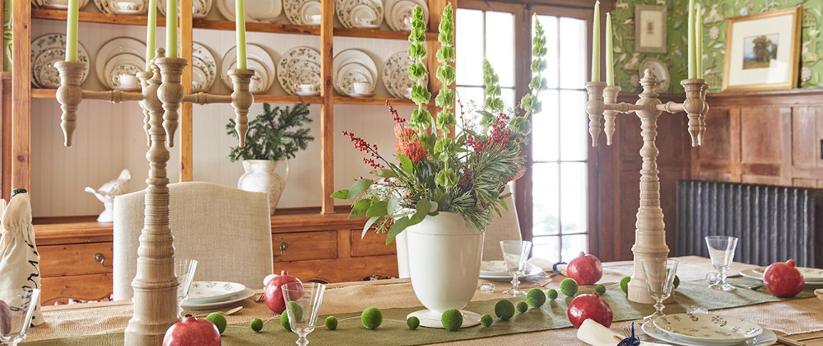 Holiday House Tour Home Decor