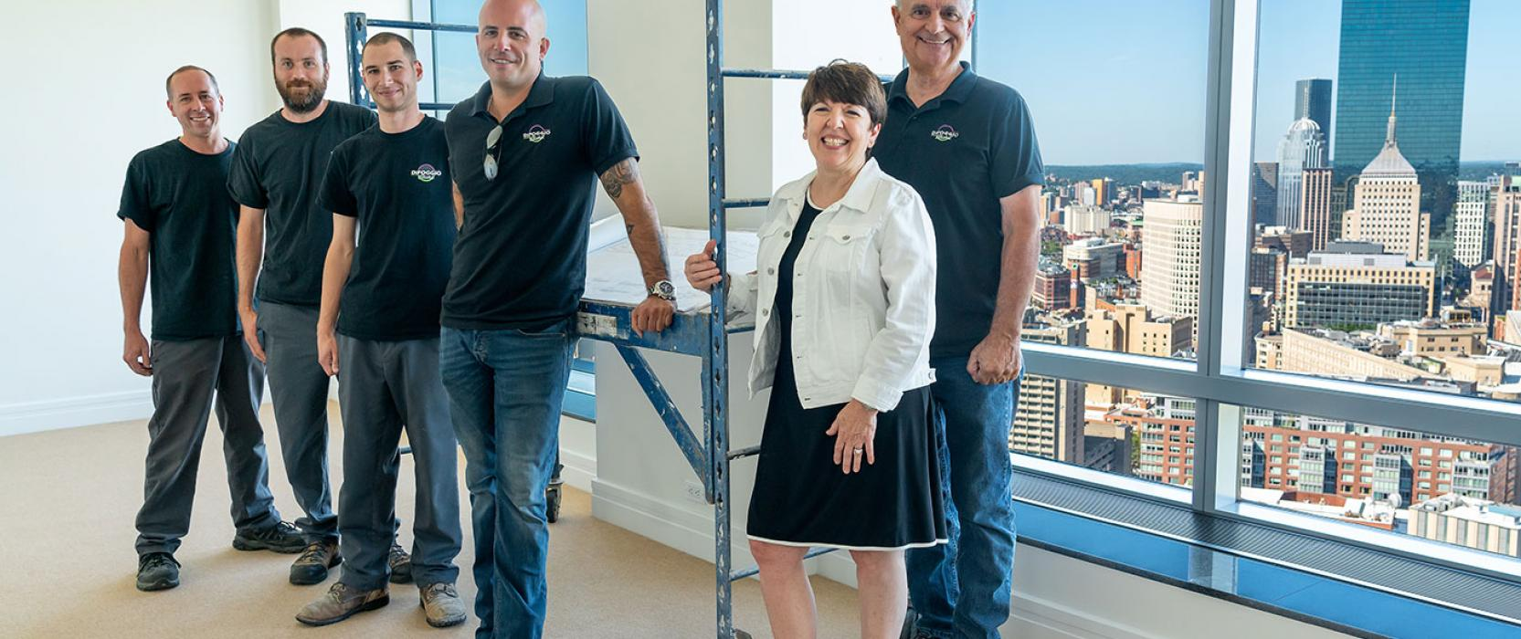 DiFoggio Electric, a full-service electrical contracting company in Boston