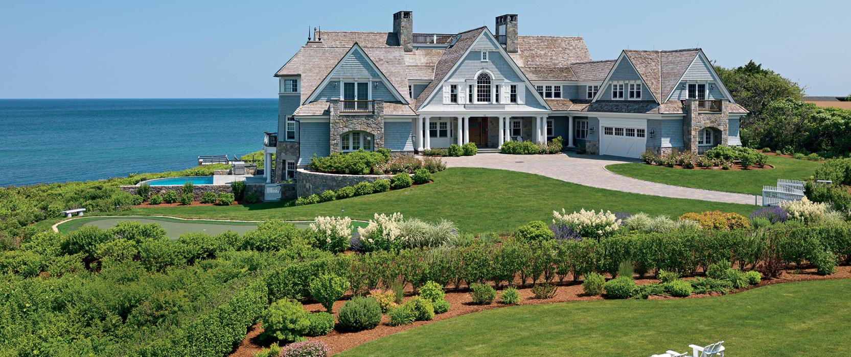 unbelievable homes in Cape Cod
