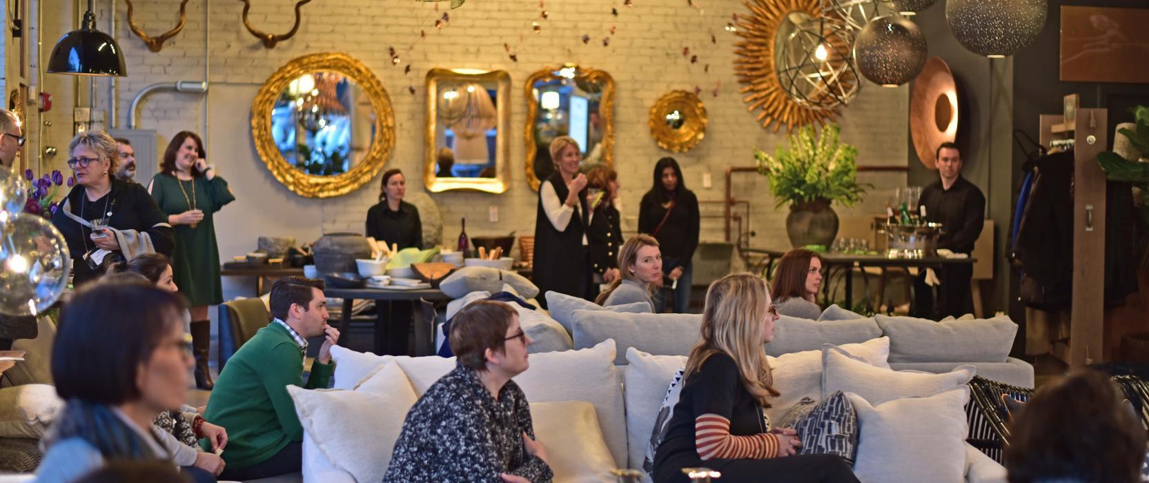 Artefact Home|Garden Luxury Craft Event in Belmont, MA