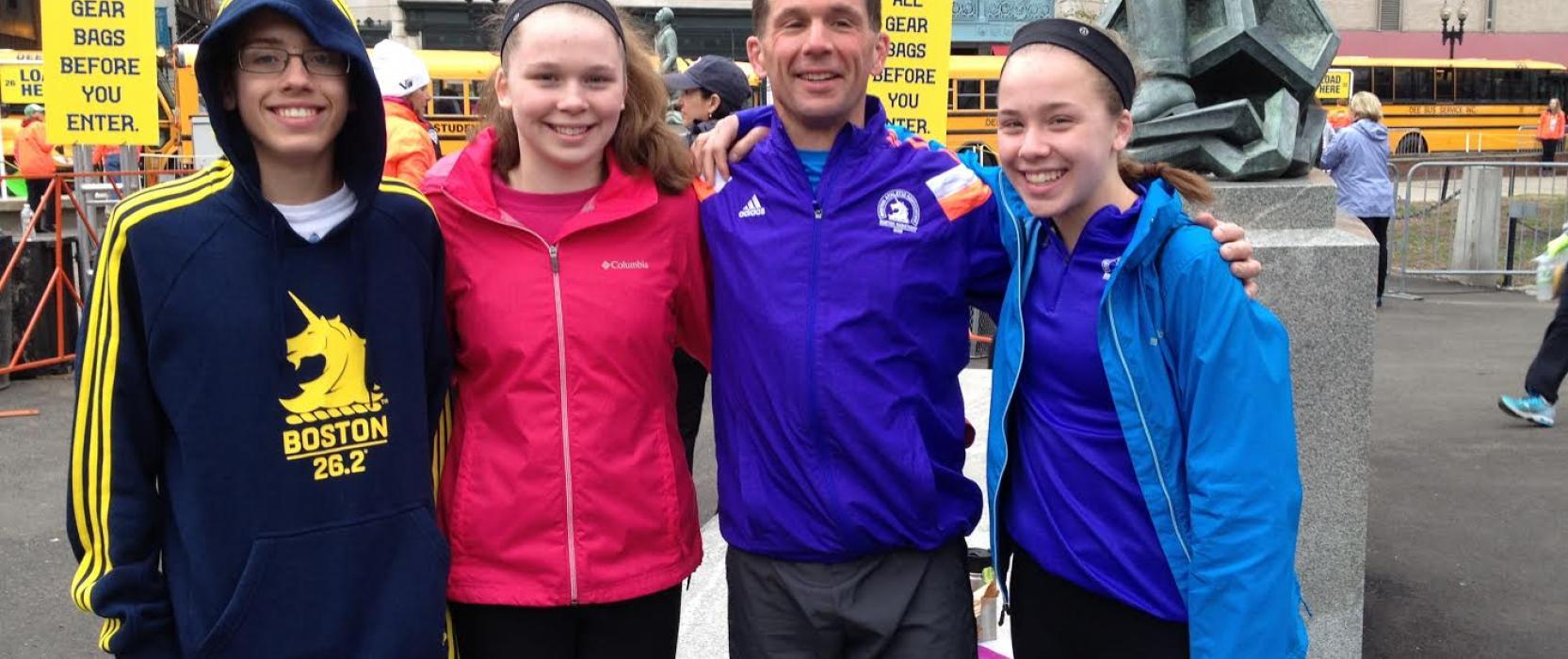 A Few Words with Boston Marathon Runner Doug Stevenson, Kistler & Knapp Principal