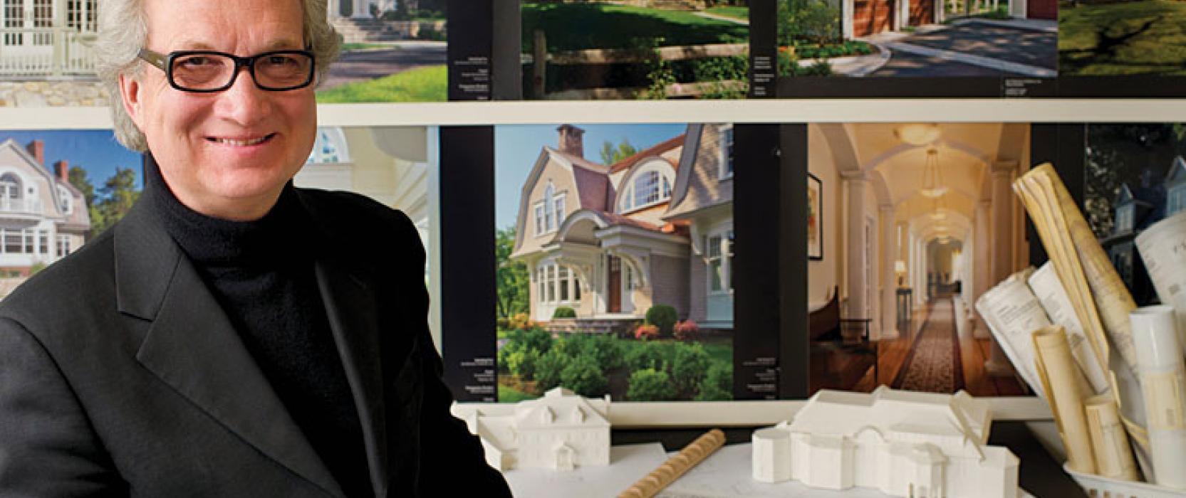 Jan Gleysteen of Jan Gleysteen Architects, Inc.