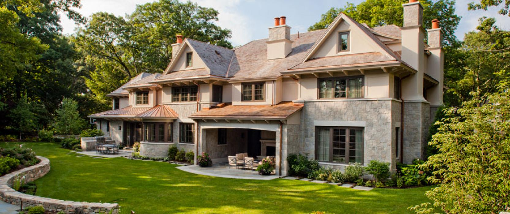 PRISM Award-Winning Country House