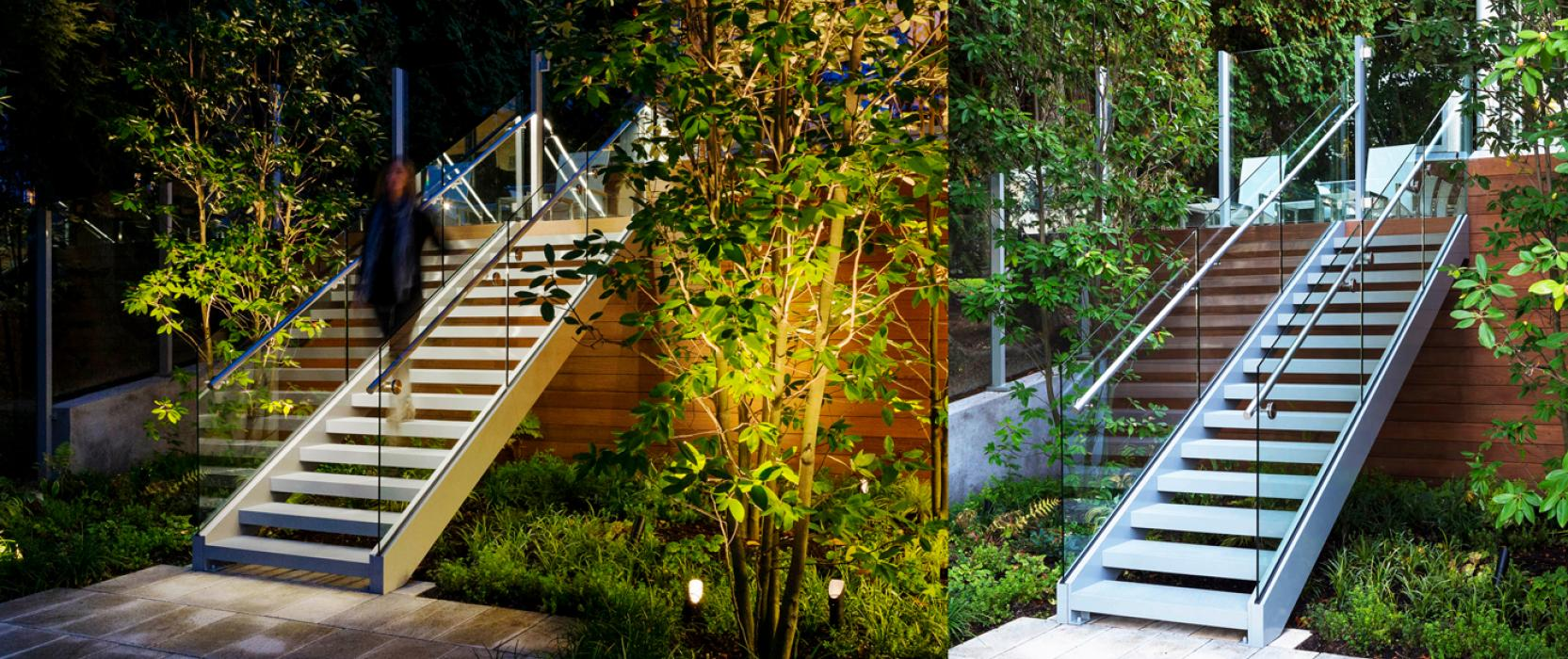High-end lighting and landscape designs