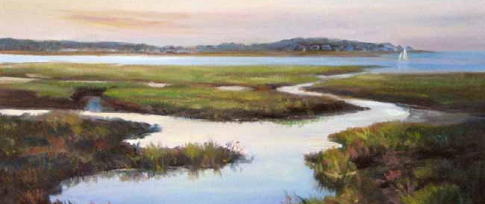 Visions of Summer Exhibit at Renjeau Galleries