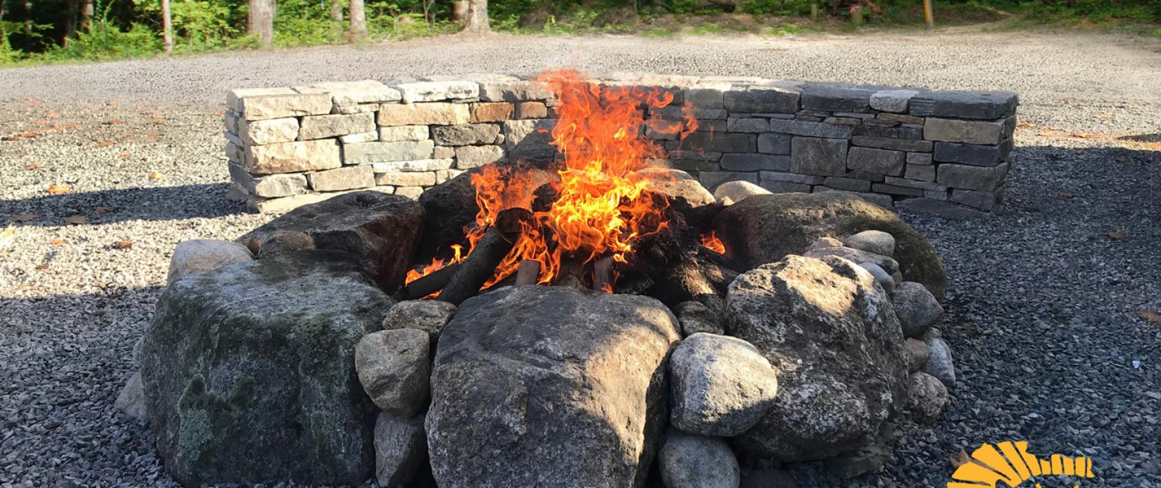Custom Camp-Style Fire Pits to Benefit the Leo Project