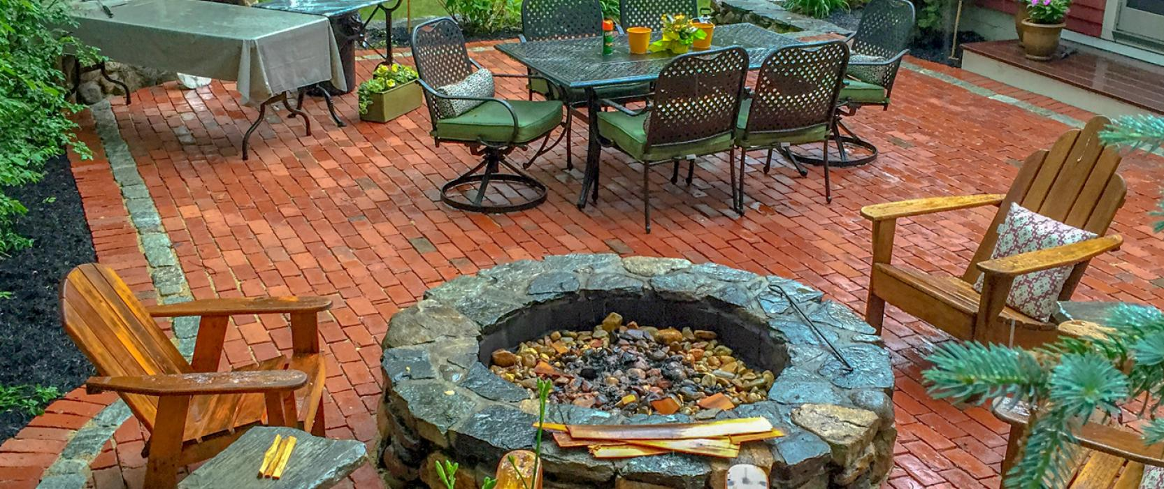 Outdoor design tips by Plymouth Quarries