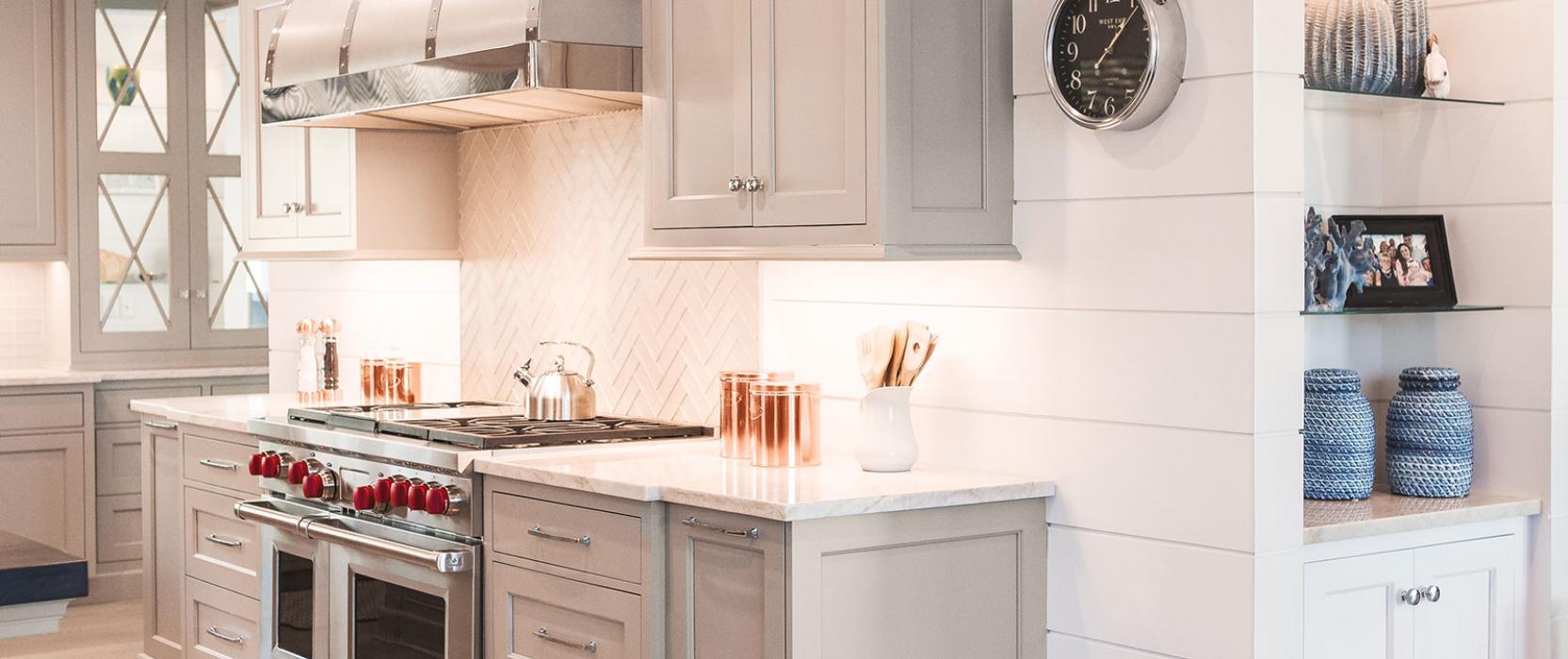 Roomscapes Cabinetry & Design Center 2018 Prism Winner Gold