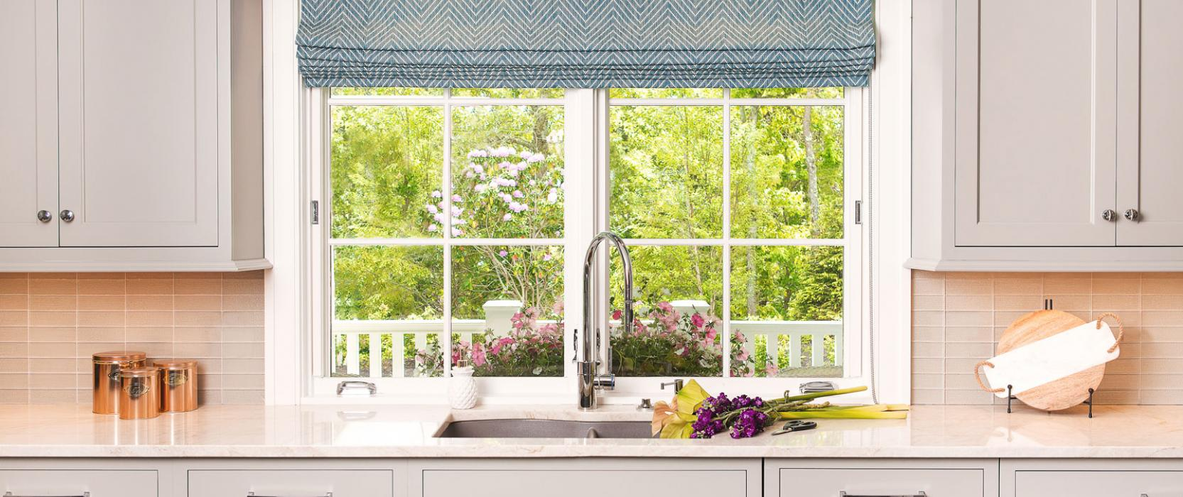 Roomscapes Cabinetry & Design Center Coastal Kitchen Design