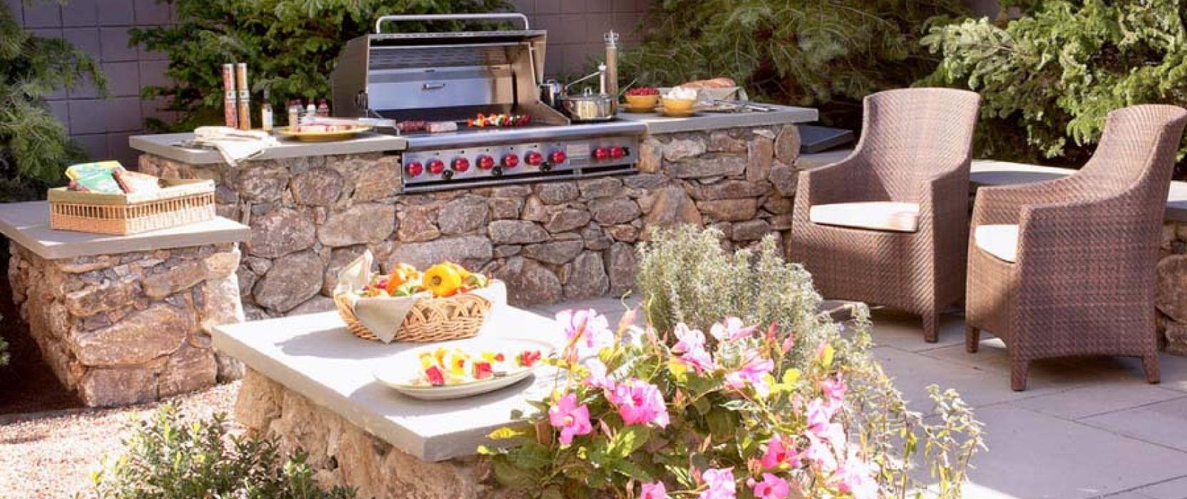 Design Your Outdoor Kitchen With Clarke