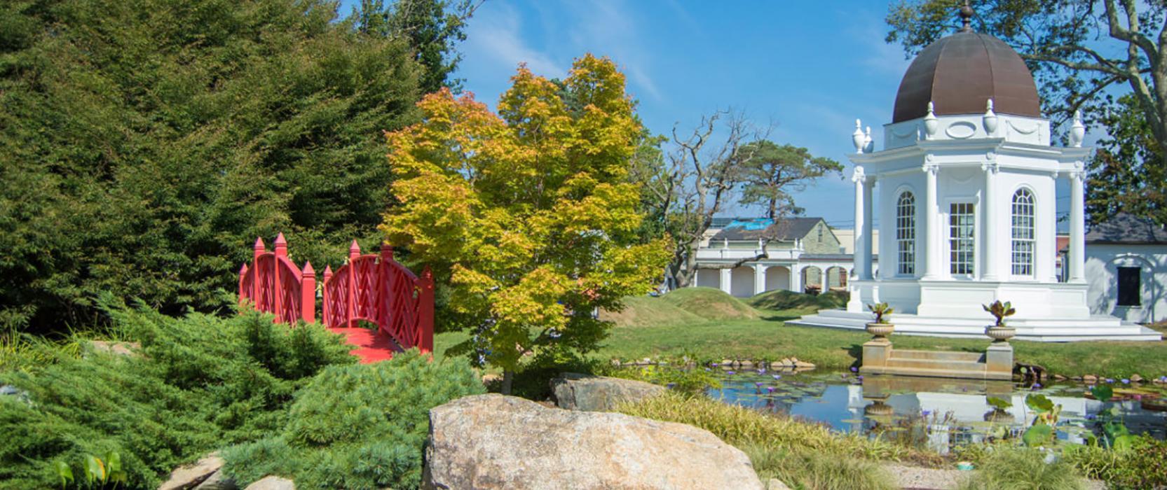 Newport Secret Garden Tours, Sept. 7-9